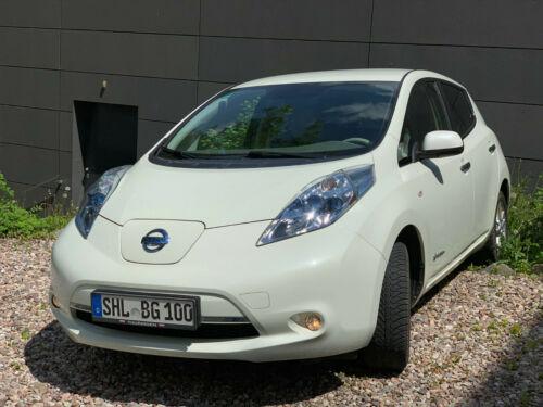 Розмитнення Nissan Leaf