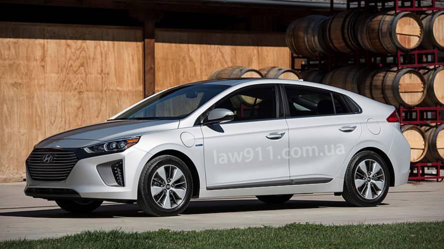 Купити Hyundai ioniq з США