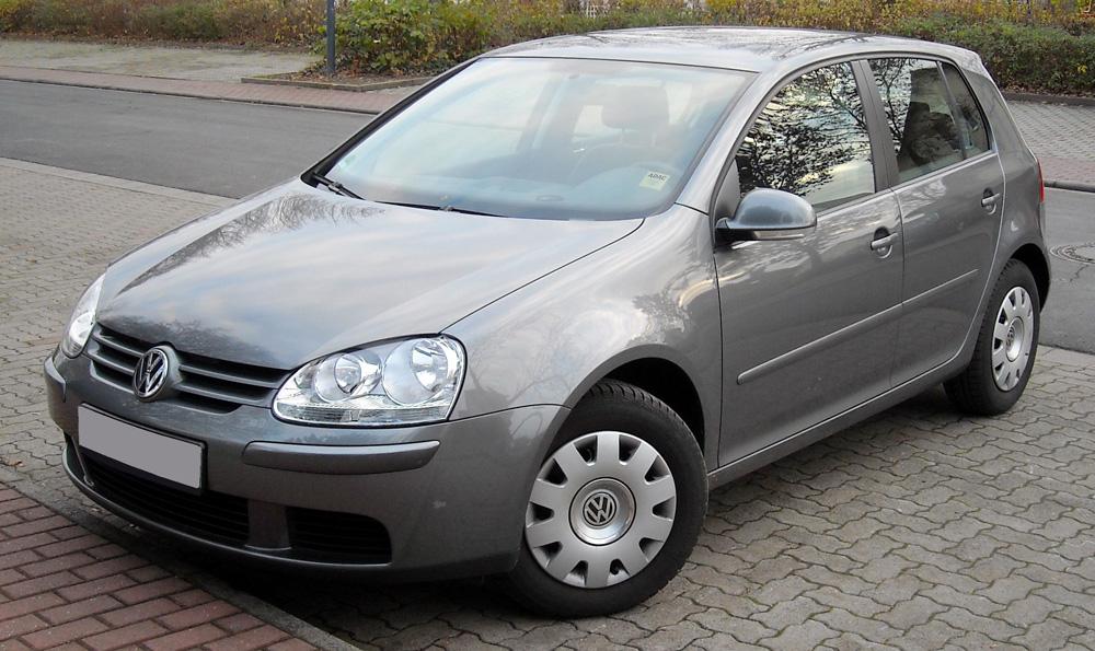 VW Golf V розмитнити з Польщі