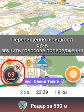 Як працює додаток Waze
